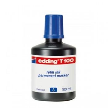 TINTERO EDDING 100ML AZ T-100-3
