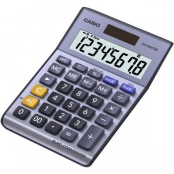 CALCULADORA SOBREMESA MS-80VERII CASIO