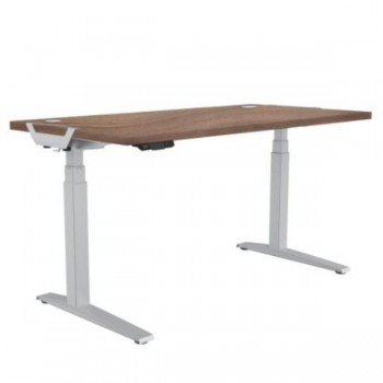 TABLERO MESA ELEVABLE SIT STAND LEVADO ROBLE 180X80CM FELLOWES