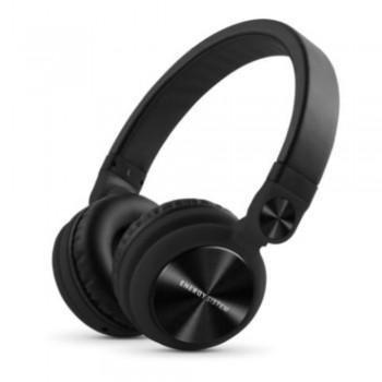 AURICULARES HEADPHONES DJ2 BLACK MIC ENERGY