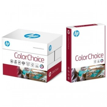 PAPEL A4 250G 500H - HP Color Choice