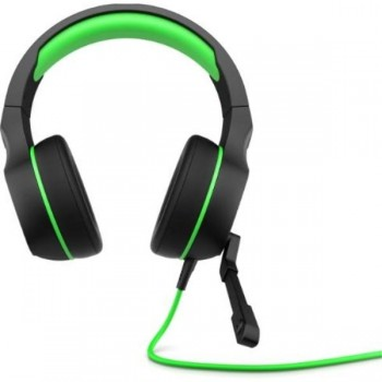 AURICULARES HP GAMING PAVILION 400 COLOR NEGRO/VERDE