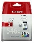 CARTUCHO CANON Pixma MG2450/2550 COLOR CL546XL (300PAG)