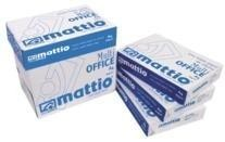 PAPEL FOTOCOPIADORA MATTIO MULTI-OFFICE DIN A4 80 G P/500H